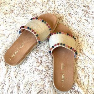 TOMS Paradise Slide Sandal